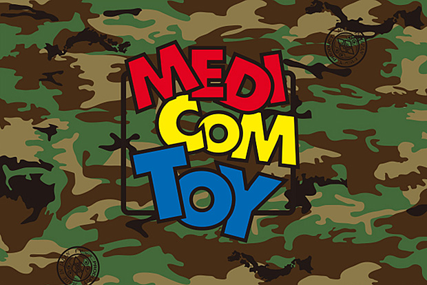 master piece x medicom toy pop up store