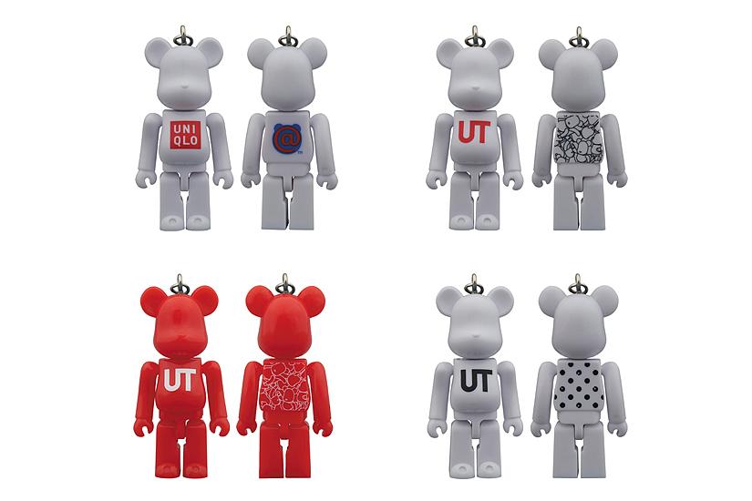 medicom toy bearbrick x uniqlo 2013 summer ut collection