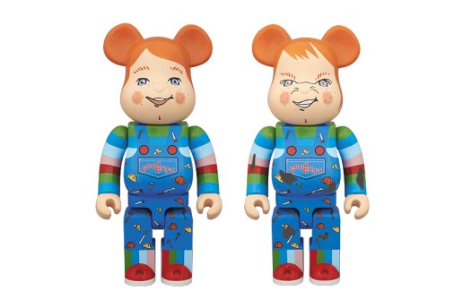 Medicom Toy Good Guy/Chucky 400% Bearbricks