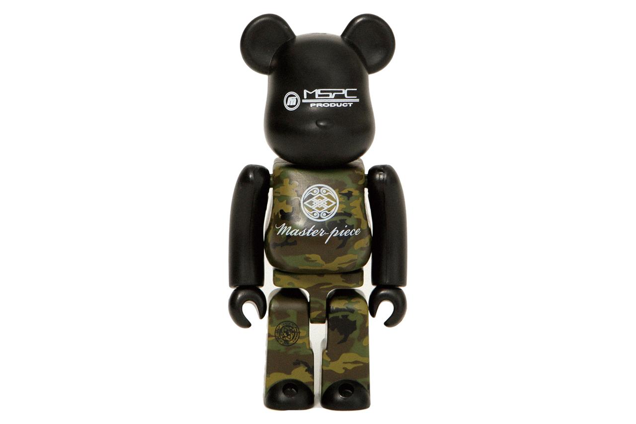 Medicom Toy x master-piece Collection