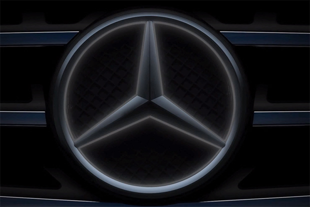 Mercedes-Benz New Illuminated Star Accessory