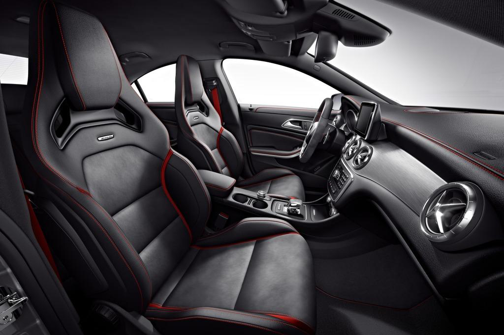 Mercedes-Benz Releases CLA 45 AMG Edition 1