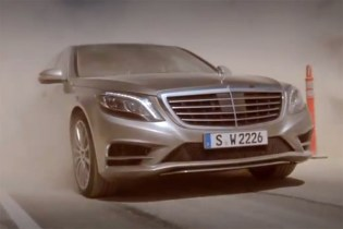 Mercedes-Benz Highlights Features of the 2014 S-Class