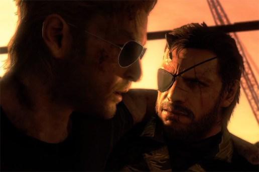 Metal Gear Solid V: The Phantom Pain E3 2013 Director's Cut Trailer