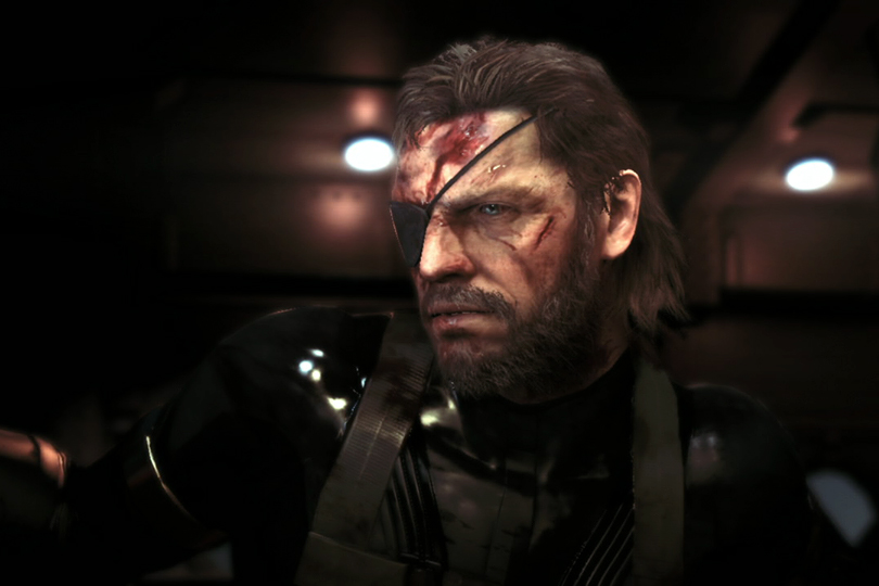 Metal Gear Solid V: The Phantom Pain Gameplay Trailer