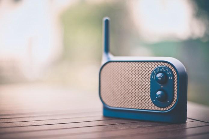 Mezzo Radio by Ionna Vautrin for Lexon