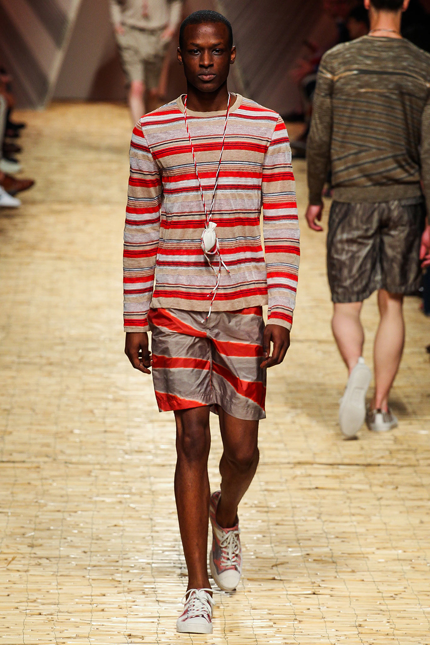 Missoni 2014 Spring/Summer Collection