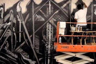 MOCAtv: RETNA at MOCA Grand Ave. – Art in the Streets