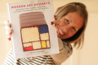 Modern Art Meets Desserts with Caitlin Freeman