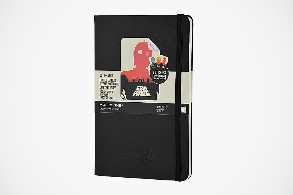 Moleskine Star Wars Limited Edition Planner