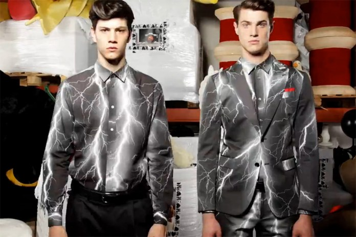 Moschino Uomo 2014 Spring/Summer #MANIMATION! Video