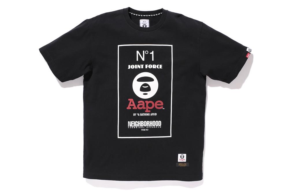 "NEIGHBORHOOD x AAPE by A Bathing Ape 2013 ""NHAAPE"" Capsule Collection"