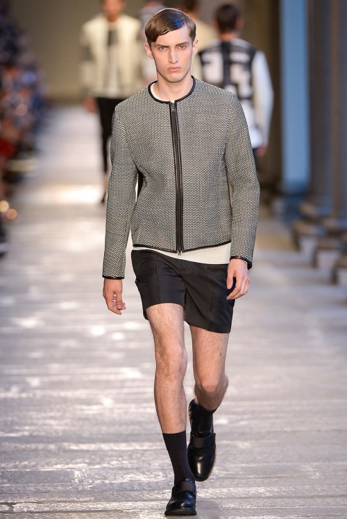 Neil Barrett 2014 Spring/Summer Collection