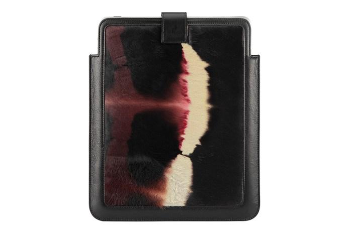 Neil Barrett Cowhide iPad Case