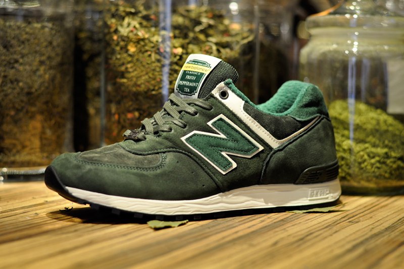 """New Balance 2013 Made in England 576 """"Tea Pack"""""""
