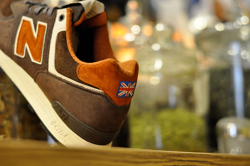 "New Balance 2013 Made in England 576 ""Tea Pack"""