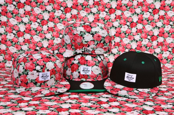 "New Era Korea 2013 Summer ""Floral"" Collection"