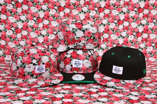 """New Era Korea 2013 Summer """"Floral"""" Collection"""