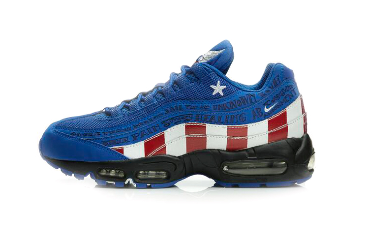 """Nike 2013 Doernbecher Freestyle Air Max 95 """"Mike Armstrong"""""""