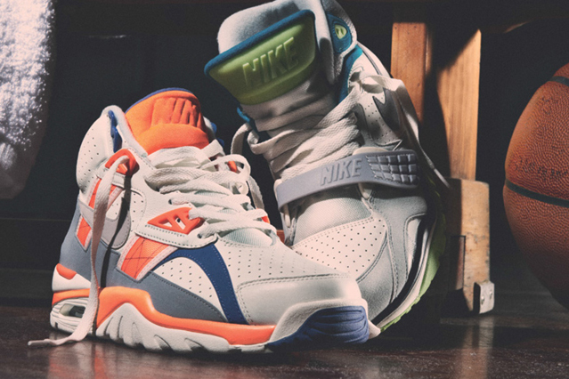 "Nike 2013 Fall Air Trainer SC QS ""Vintage"" Pack"