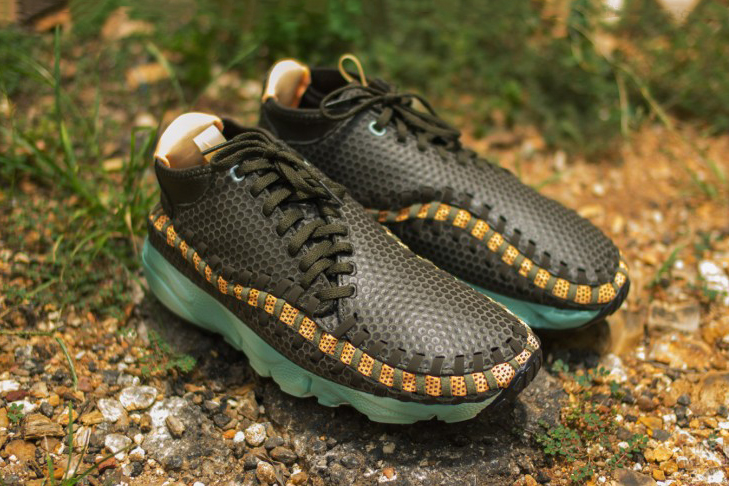 "Nike Air Footscape Woven Chukka ""Deep Smoke"""