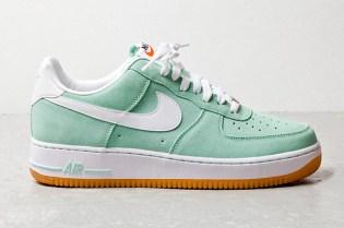 Nike Air Force 1 Low Arctic Green