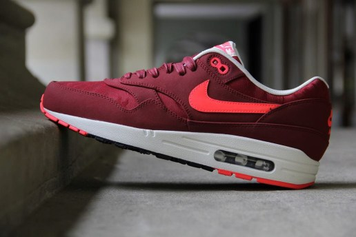 Nike Air Max 1 Premium Team Red/Atomic Red