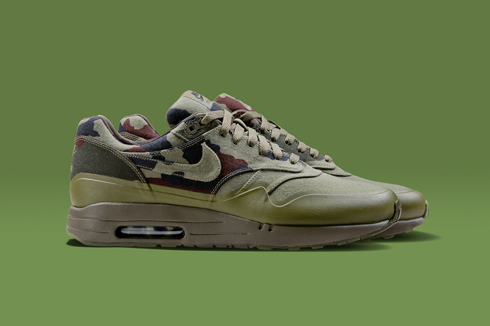 "Nike Air Max 2013 Spring/Summer ""Camo"" Collection"