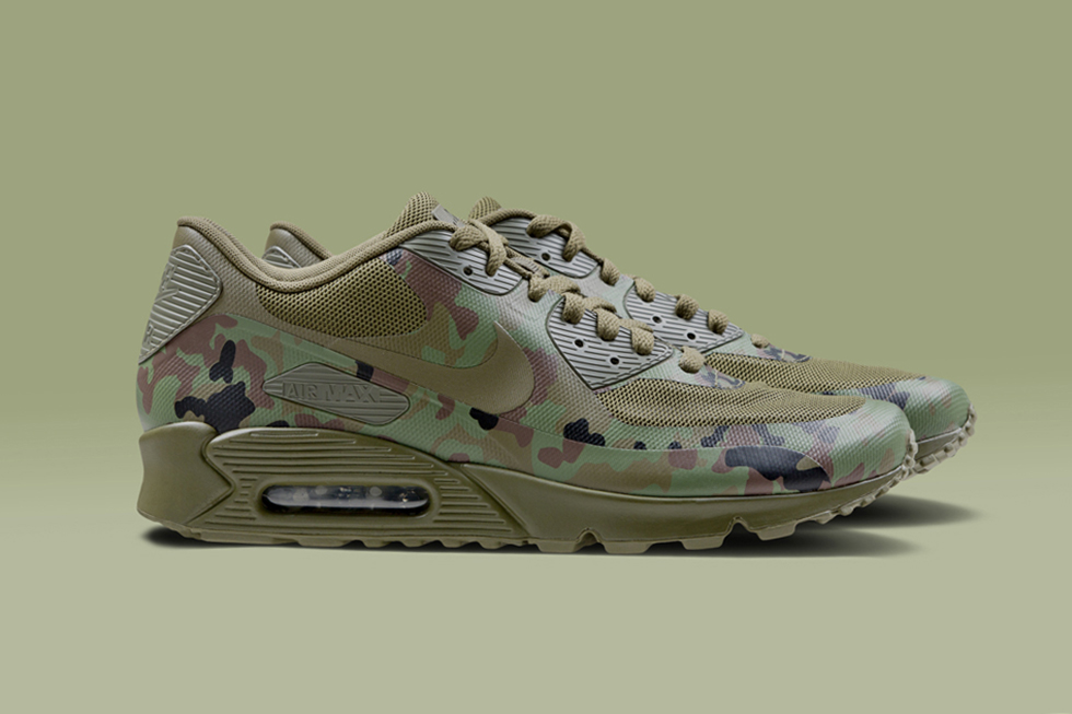 nike air max 2013 spring summer camo collection hypebeast. Black Bedroom Furniture Sets. Home Design Ideas