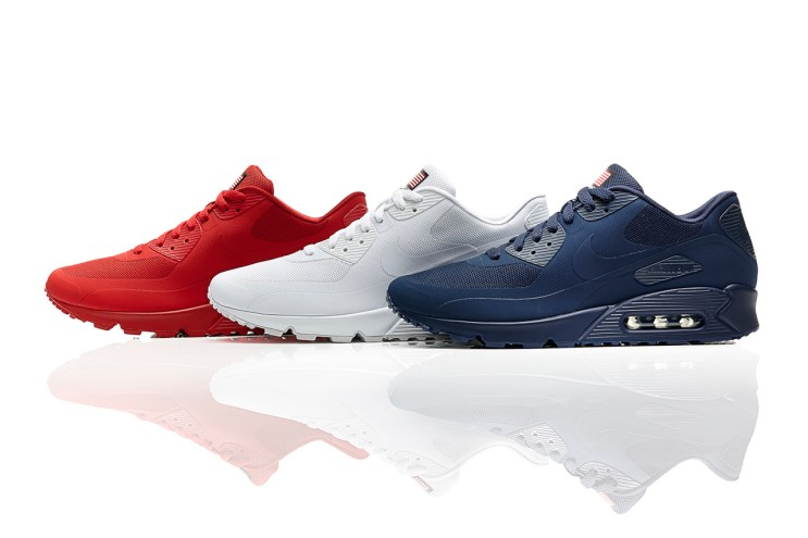 """Nike Air Max 90 Hyperfuse """"Independence Day"""" Pack"""