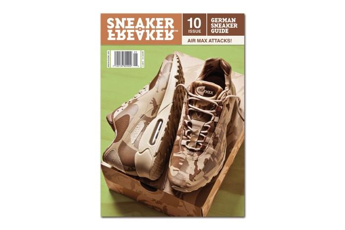 "Nike Air Max ""British Camo"" Pack Preview"