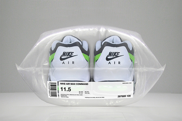 nike air max packaging by scholz friends