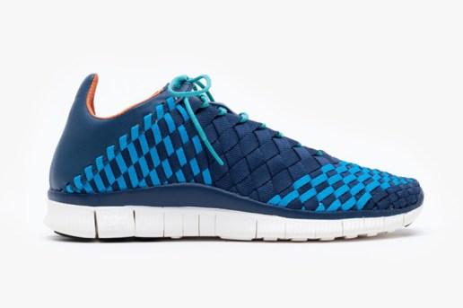 """Nike Free Inneva Woven """"Squadron Blue"""""""