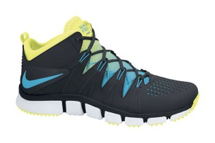 Nike Free Trainer 7.0 NRG Black/Current Blue-Volt