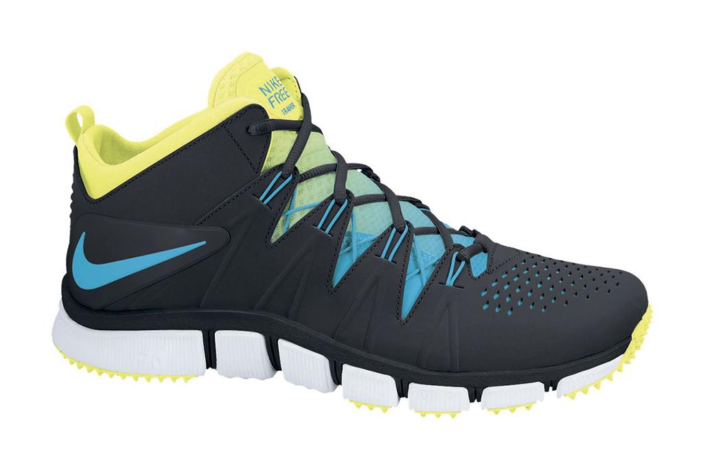 nike free trainer 7 0 nrg black current blue volt