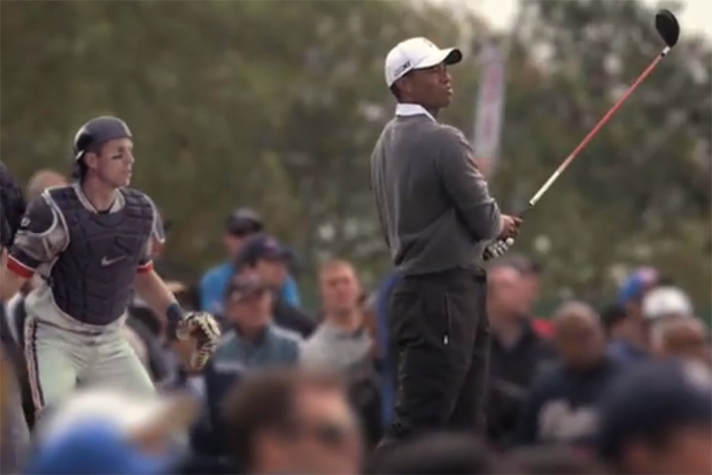 """Nike Golf """"The Sport of Golf"""" Commercial"""