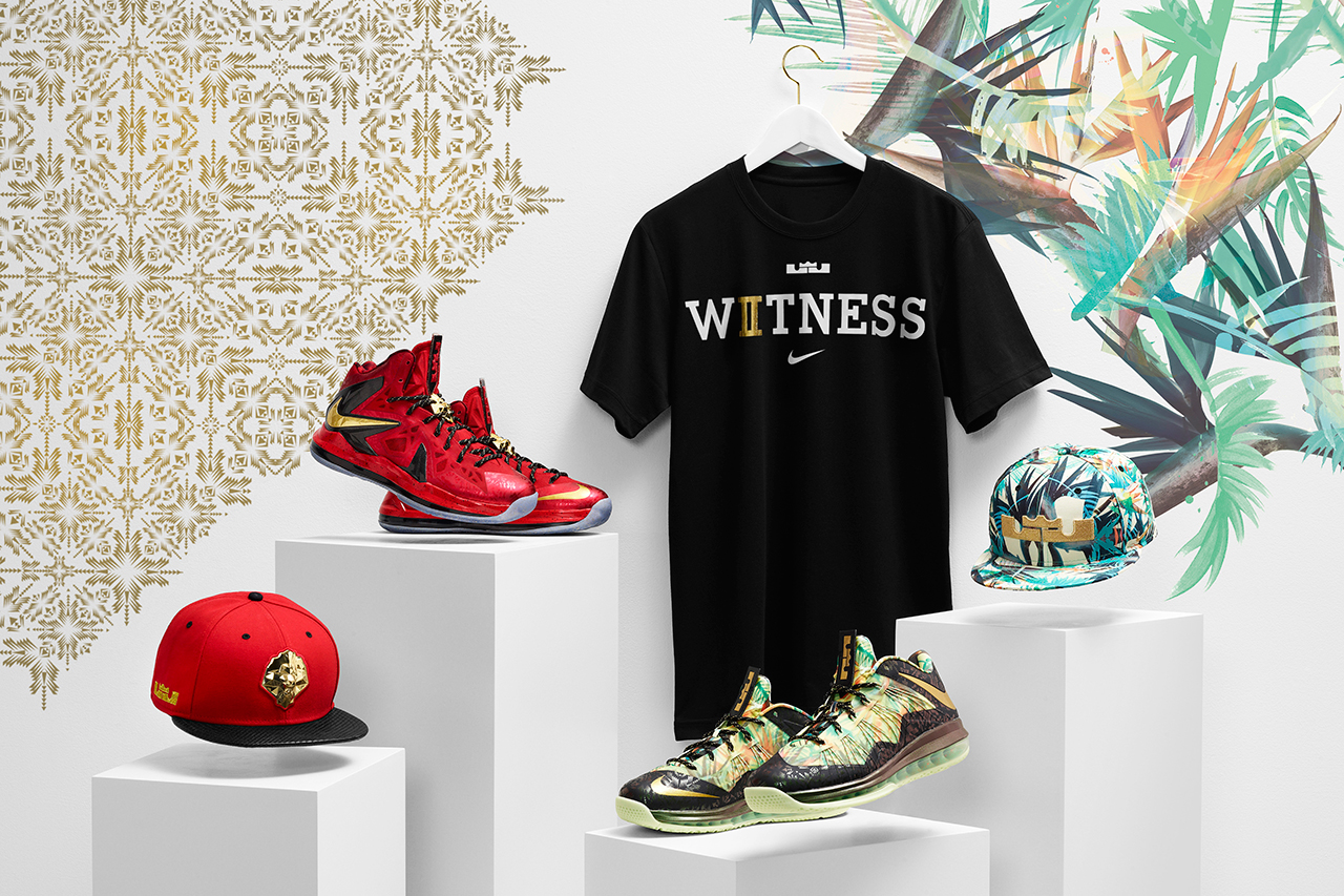 Nike LeBron James Championship Pack