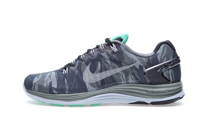 "Nike LunarGlide+ 5 EXT ""Camo"""