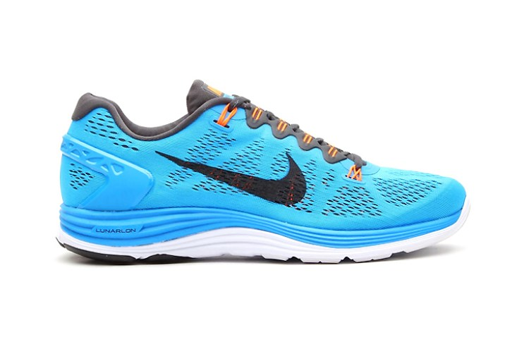 "Nike LunarGlide+ 5 ""Hero Blue"""