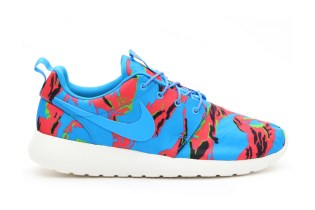 "Nike Roshe Run GPX ""Blue Hero Tiger Camo"""