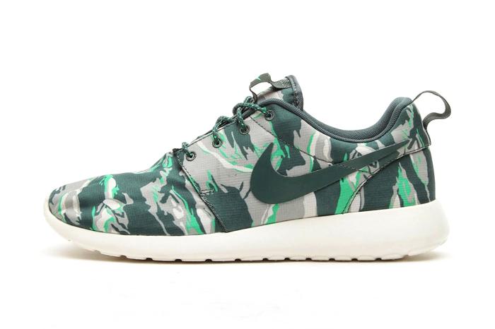 "Nike Roshe Run GPX ""Green Tiger Camo"""