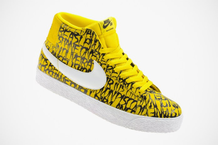 "Nike SB Mid Blazer ""Neckface"""