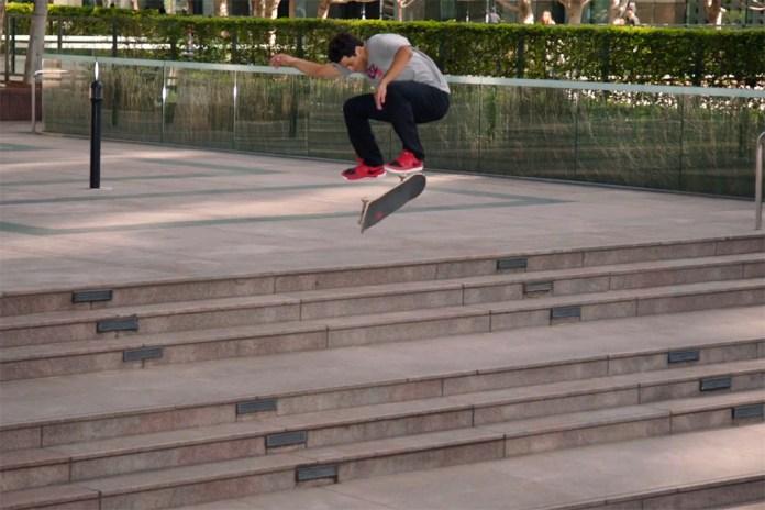 Nike SB Presents the Paul Rodriguez 7 & the Skate Safari Tours