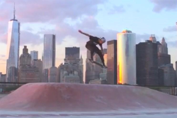 Nike SB Skate Safari NYC