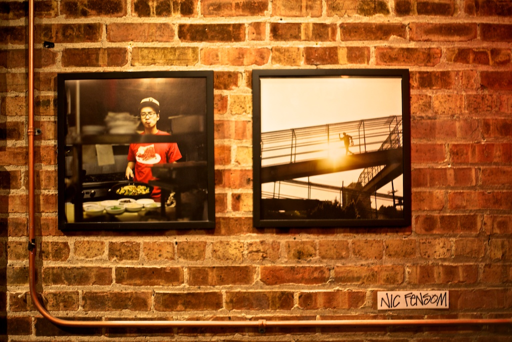 "Nike SB Presents ""Under the Radar"" #4 Heel Bruise & Stussy Photo Exhibit"
