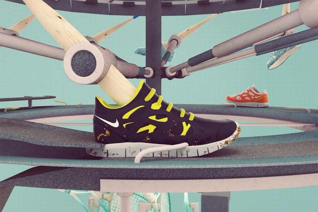 Nike Unveils New Reuse-a-Shoe Campaign Video