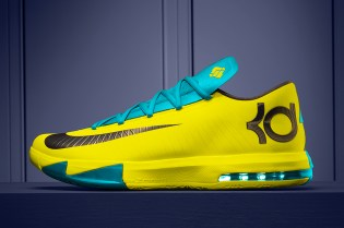 Nike Unveils the KD VI