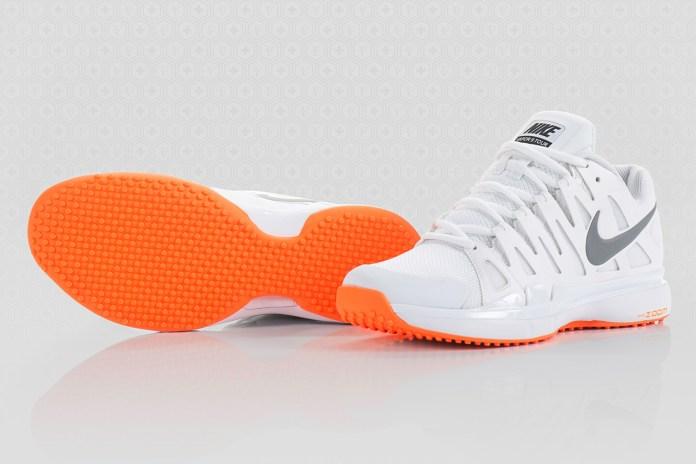 Roger Federer Nike Zoom Vapor 9 Tour LE