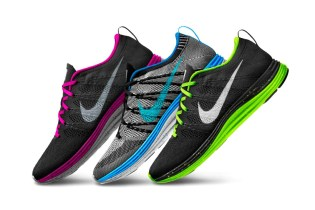 Nike's Flyknit Lunar1+ is Now Available for Customization via NIKEiD