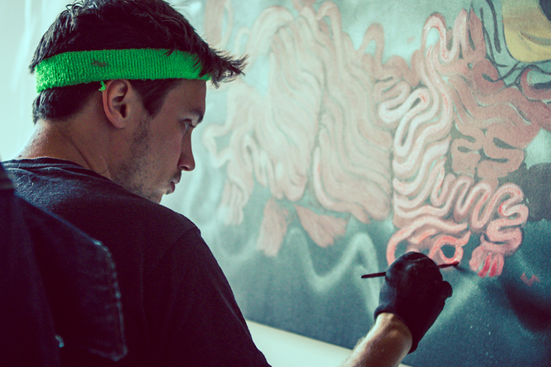 """Nychos """"I'd Like To Meat You!"""" Teaser Video"""